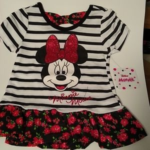 Minnie outfit for lil girl